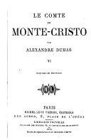 Le comte de Monte-Cristo ebook