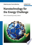 Nanotechnology for the Energy Challenge