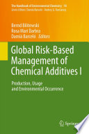 Global Risk-Based Management of Chemical Additives I