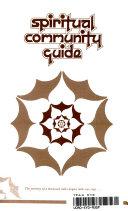 Spiritual Community Guide  for North America