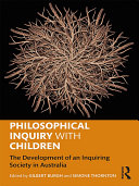 Philosophical Inquiry with Children Pdf/ePub eBook