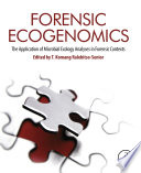 Forensic Ecogenomics Book