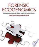 Forensic Ecogenomics