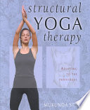 Structural Yoga Therapy Book PDF