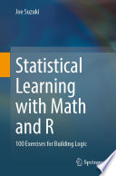 Statistical Learning with Math and R Book