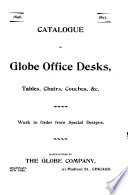 Catalogue of Globe Office Desks, Tables, Chairs, Couches ...