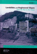 Landslides and Engineered Slopes  From the Past to the Future  Two Volumes   CD ROM Book