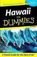 Hawaii For Dummies