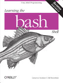 Pdf Learning the bash Shell