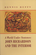 A World Under Sentence Book