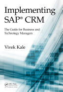 Implementing SAP CRM
