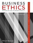 Business Ethics Pdf/ePub eBook