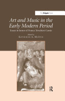 Art and Music in the Early Modern Period