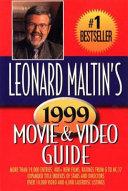 Leonard Maltin S Movie And Video Guide 1999 Book PDF