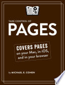 Take Control Of Pages 2nd Edition