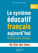 Pdf Profession enseignant - Le Système éducatif français aujourd'hui - ePub FXL - Ed. 2019 Telecharger