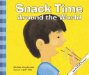 Snack Time Around the World Book PDF