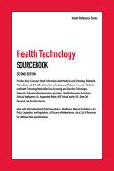 Health Technology Sourcebook Book