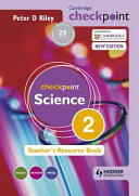 Books - Checkpoint Science Teachers Resource Book 2 | ISBN 9781444143812
