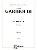 20 Studies, Op. 132