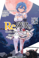 Re:ZERO -Starting Life in Another World-, Chapter 3: Truth of Zero, Vol. 3 (manga)