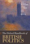The Oxford Handbook of British Politics - Seite 22