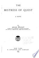 The Mistress of Quest Book