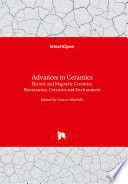 Advances in Ceramics