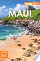 Fodor s Maui