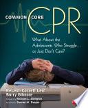 Common Core CPR