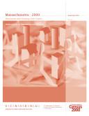 Census of population and housing  2000   Massachusetts Population and Housing Unit Counts
