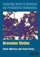 Brownian Motion
