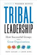 Tribal Leadership PDF