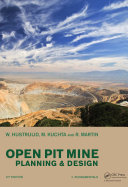 Cover of Open Pit Mine Planning and Design, 3rd Edition,