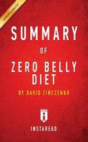 Summary of Zero Belly Diet Book