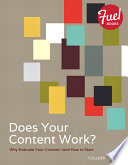 Does Your Content Work