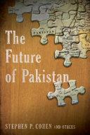 The Future of Pakistan Pdf/ePub eBook