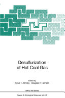 Desulfurization of Hot Coal Gas