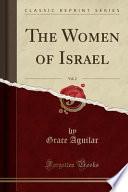 The Women of Israel  Vol  2
