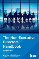 The Non Executive Directors  Handbook Book