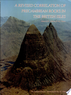 A Revised Correlation of Precambrian Rocks in the British Isles