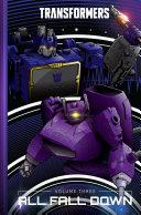 Transformers  Vol  3  All Fall Down