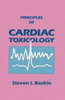 Principles of Cardiac Toxicology Pdf/ePub eBook