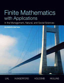 Finite Mathematics with Applications in the Management, Natural, and Social Sciences with MyMathLab Access Card Package