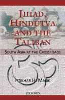 Jihad  Hindutva and the Taliban Book