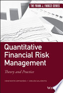 Quantitative Financial Risk Management Book