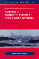 Pdf Response to Marine Oil Pollution