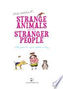 Strange Animals and Even Stranger People - Poem Book