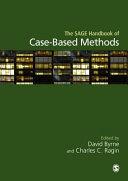 The SAGE handbook of case-based methods