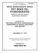 Soy Bean Oil Hydrogenated